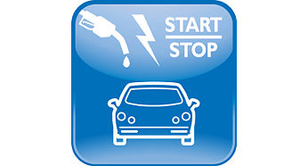 Hybrid electric and start stop compatible